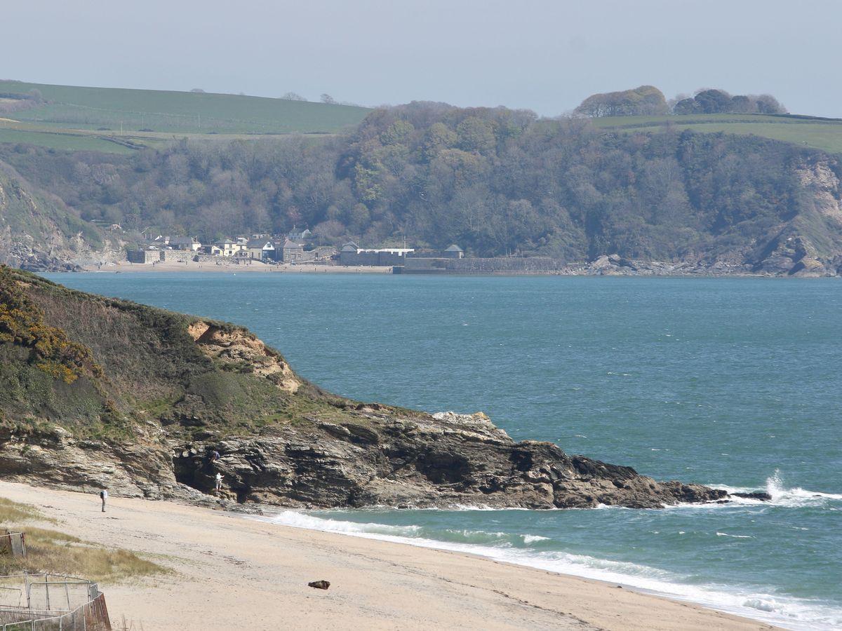 Cornwall Dogging