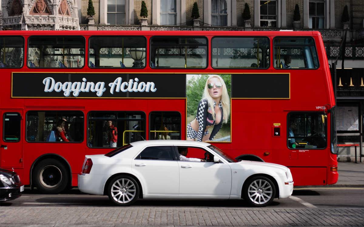 Dogging in London