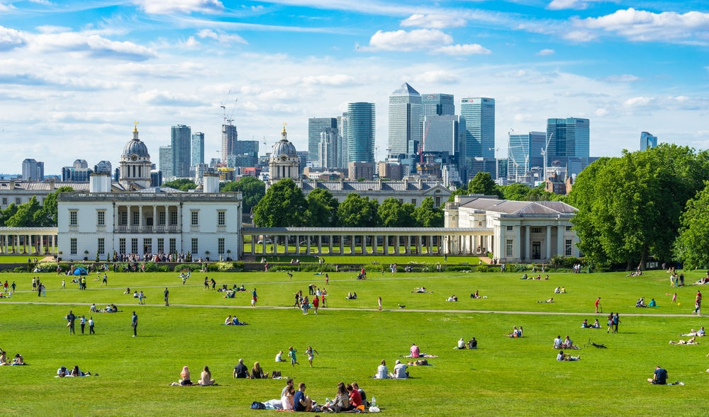 Greenwich Park Dogging